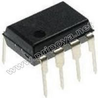 UC3845AN, ШИМ контроллер управление по току, [DIP-8]