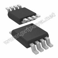 ATtiny25V-10SU, Микроконтроллер 8-Бит, AVR, 10МГц, 2КБ Flash, MSOP-8