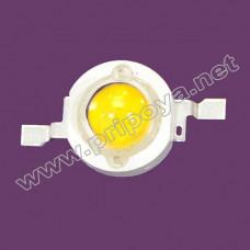 BL-HP20EUW2CL, Cветодиод белый теплый, 70люмен, 1Ватт (Ultra White)