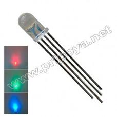 Светодиод (RGB) 5мм