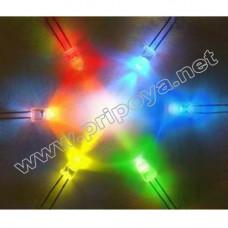 Светодиоды ультра-яркие 3мм.