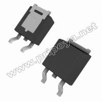 FDD6035AL , Транзистор, N-канал 30В 46А [TO-252]
