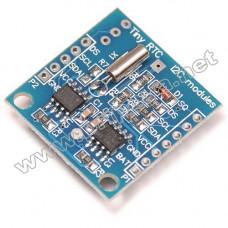 DS1307 I2C RTC DS1307 24C32 Часы реального времени для Arduino + Элемент питания CR2032 3В