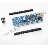 Arduino NANO V3.0, ATmega328P, miniusb, CH340