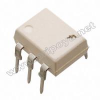 MOC3023, Оптопара с симисторным выходом 400В, переключение в любой момент времени [DIP-6]