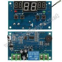 Блок управления поддержания  температуры в заданных пределах, -9.....+99°С